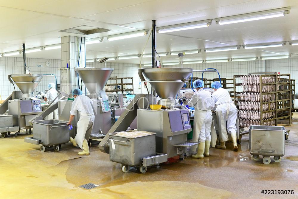 食品加工場